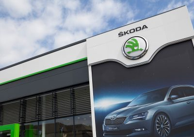 Skoda Dealership
