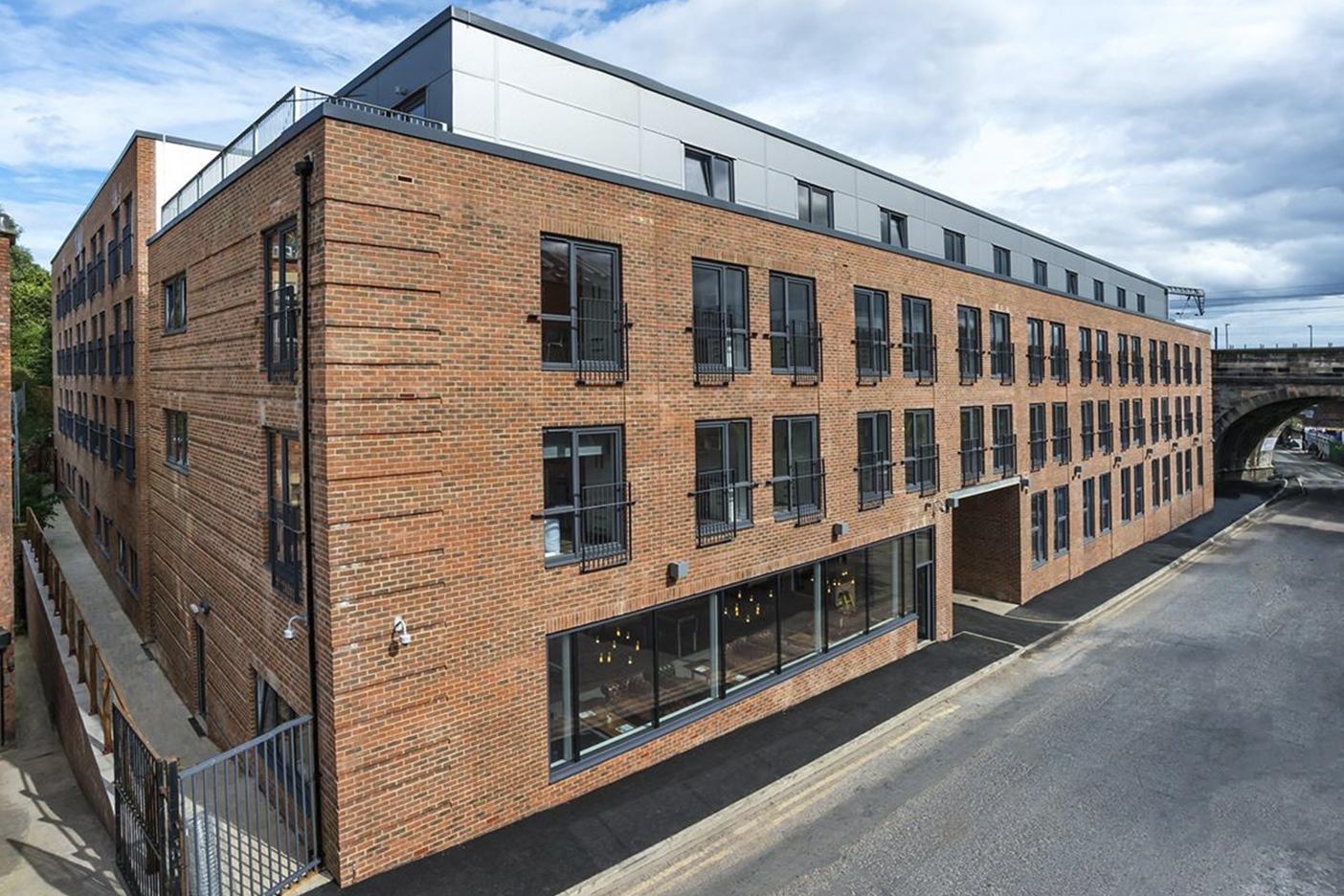 Stepney Yard Student Accommodation, Newcastle upon Tyne