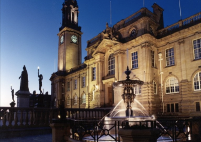 South Shields Town Hall, South Shields