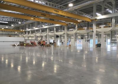 Rolls Royce Fleet Support Facility, Washington, Tyne & Wear
