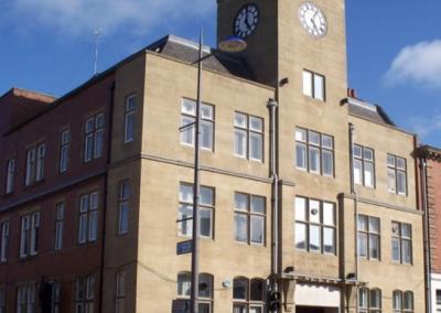 Ashington Town Hall, Ashington, Northumberland