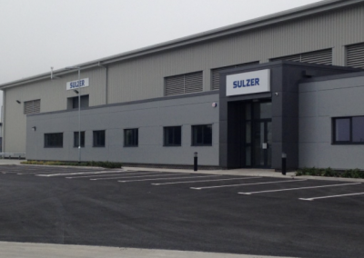 Sulzer Dowding and Mills, Middlesbrough