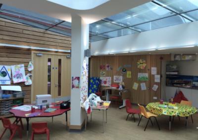 Robin House Children's Hospice, Glasgow